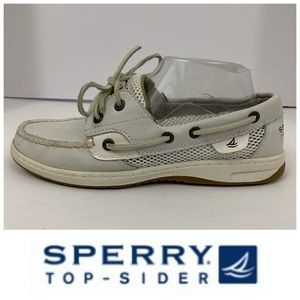 """Sperry Topsiders """"Angelfish"""" Leather Boat Shoes"""